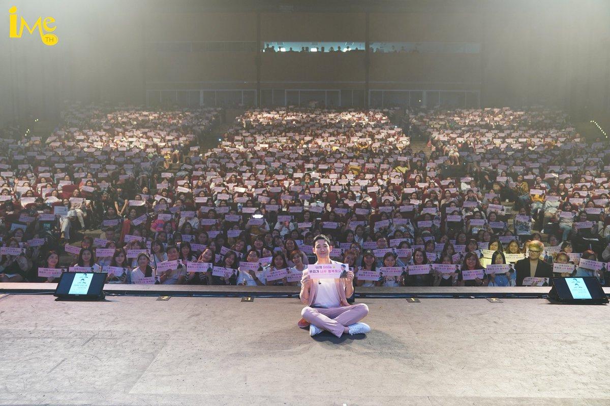 Jung Hae In SMILE Fan Meeting In Bangkok
