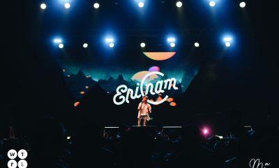 Eric Nam at We The Fest 2018