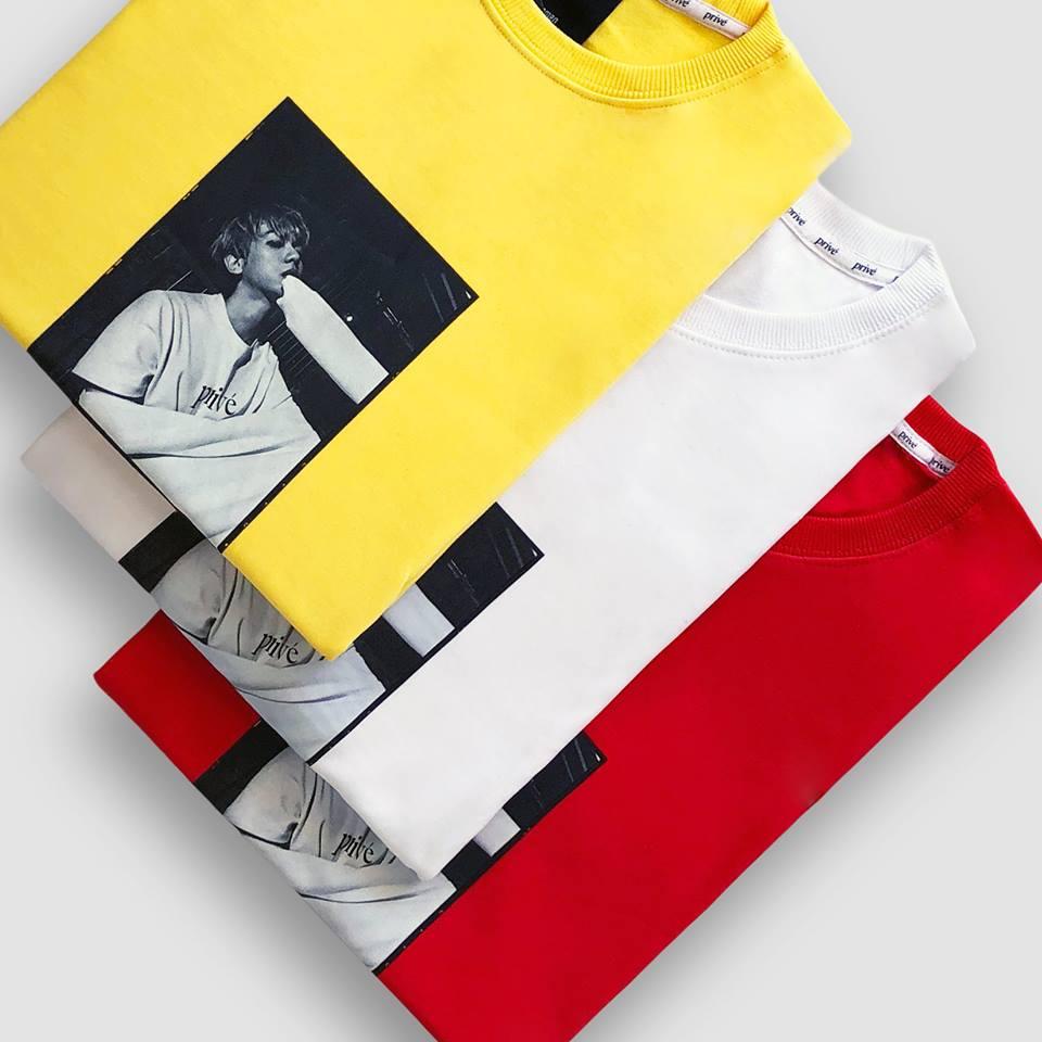 Privé by bbh exo baekhyun clothing line