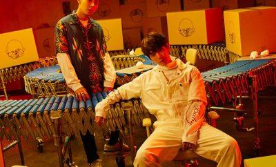 "Baekhyun and Loco - ""Young"" Collaboration"