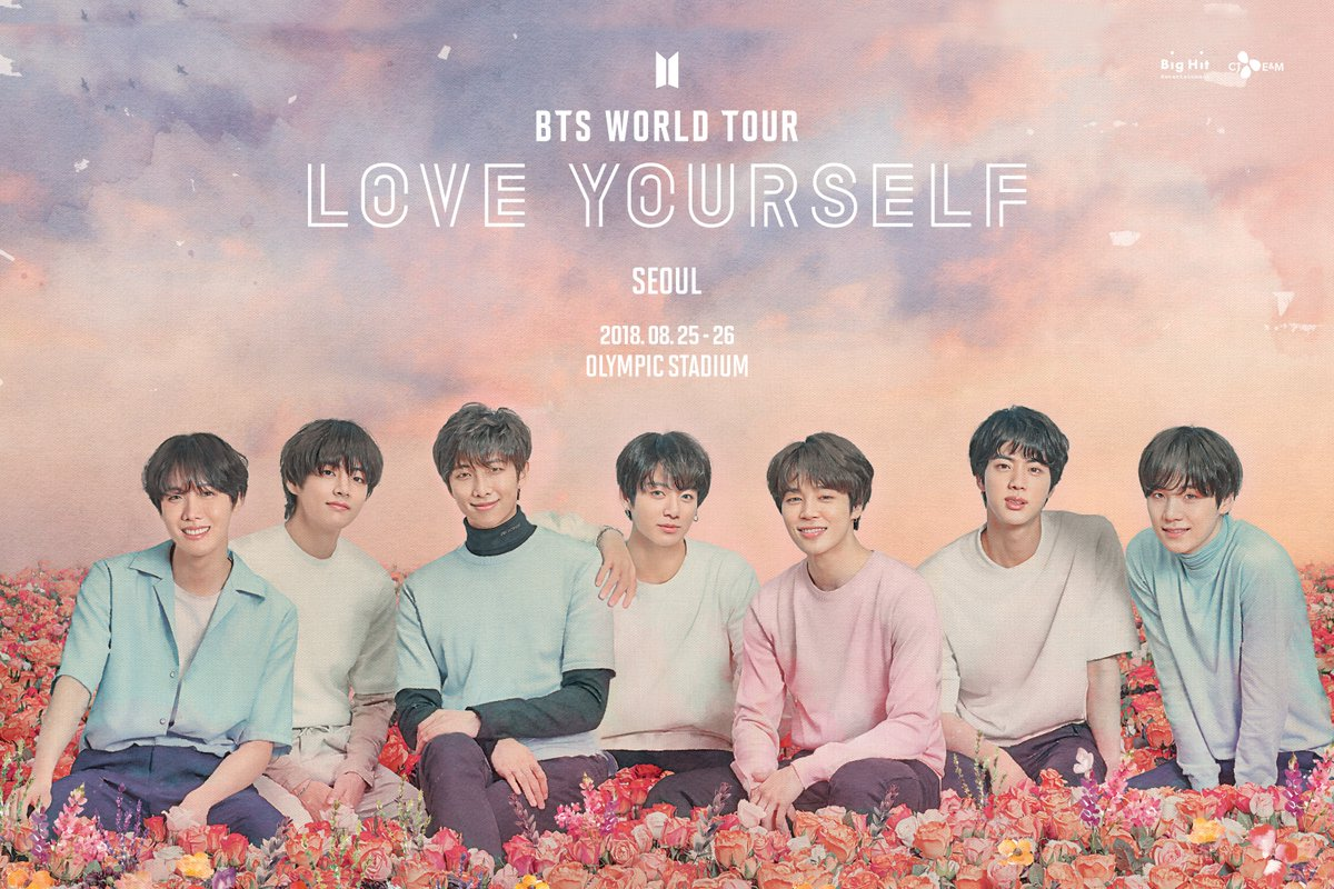 Bts love yourself in seoul sold out