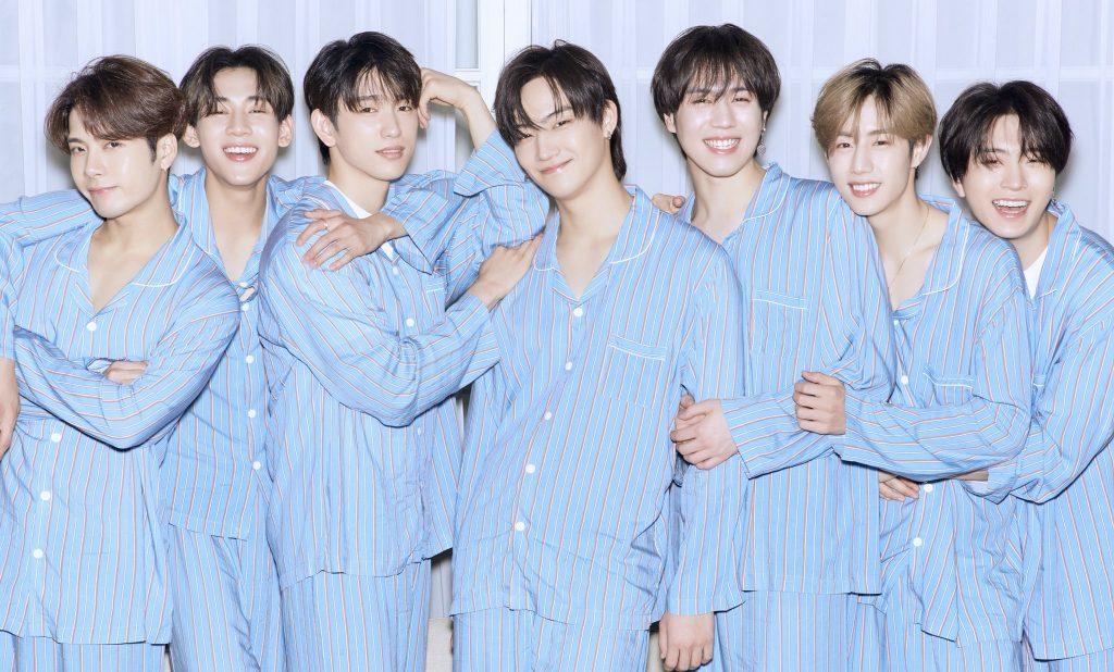 GOT7 Sets 2019 Comeback With A Japanese Mini Album