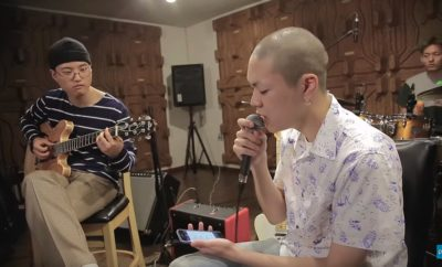 Covers by K-Pop Artists - Hyukoh