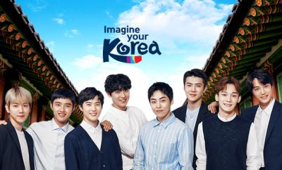 exo korea tourism organization