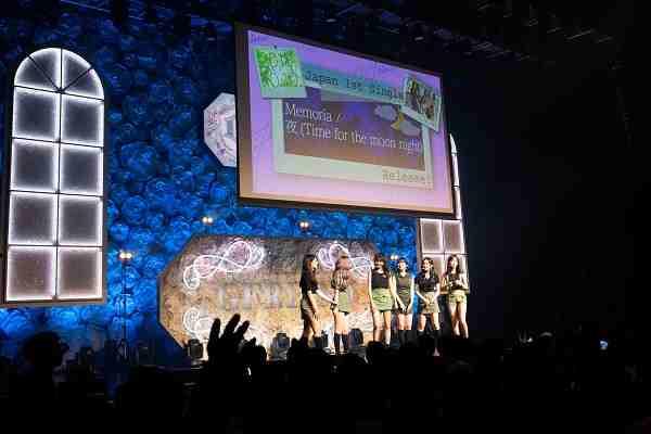 gfriend japan tour japanese single memoria