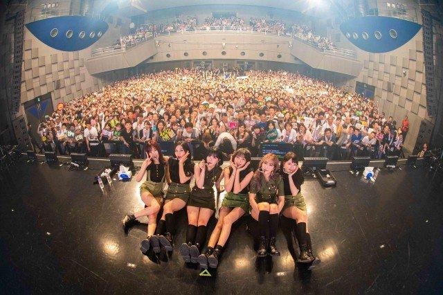 gfriend first japan tour japanese single
