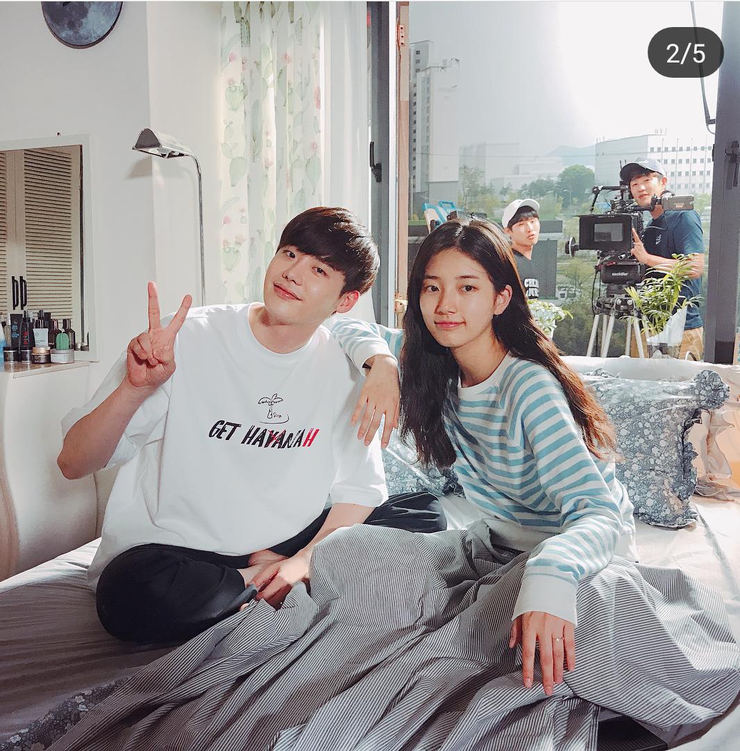 Celebrating 4 Years Of Lee Jong Suk's Instagram Moments