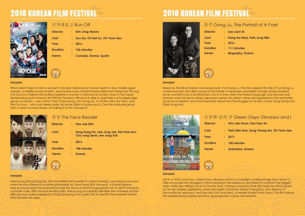 Korean Film Fest