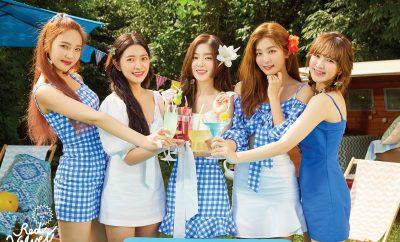 Red Velvet REDMAREinSG