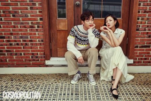 seo kang joon esom the third charm