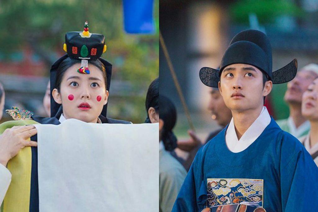 100 days my prince exo do kyungsoo nam ji hyun
