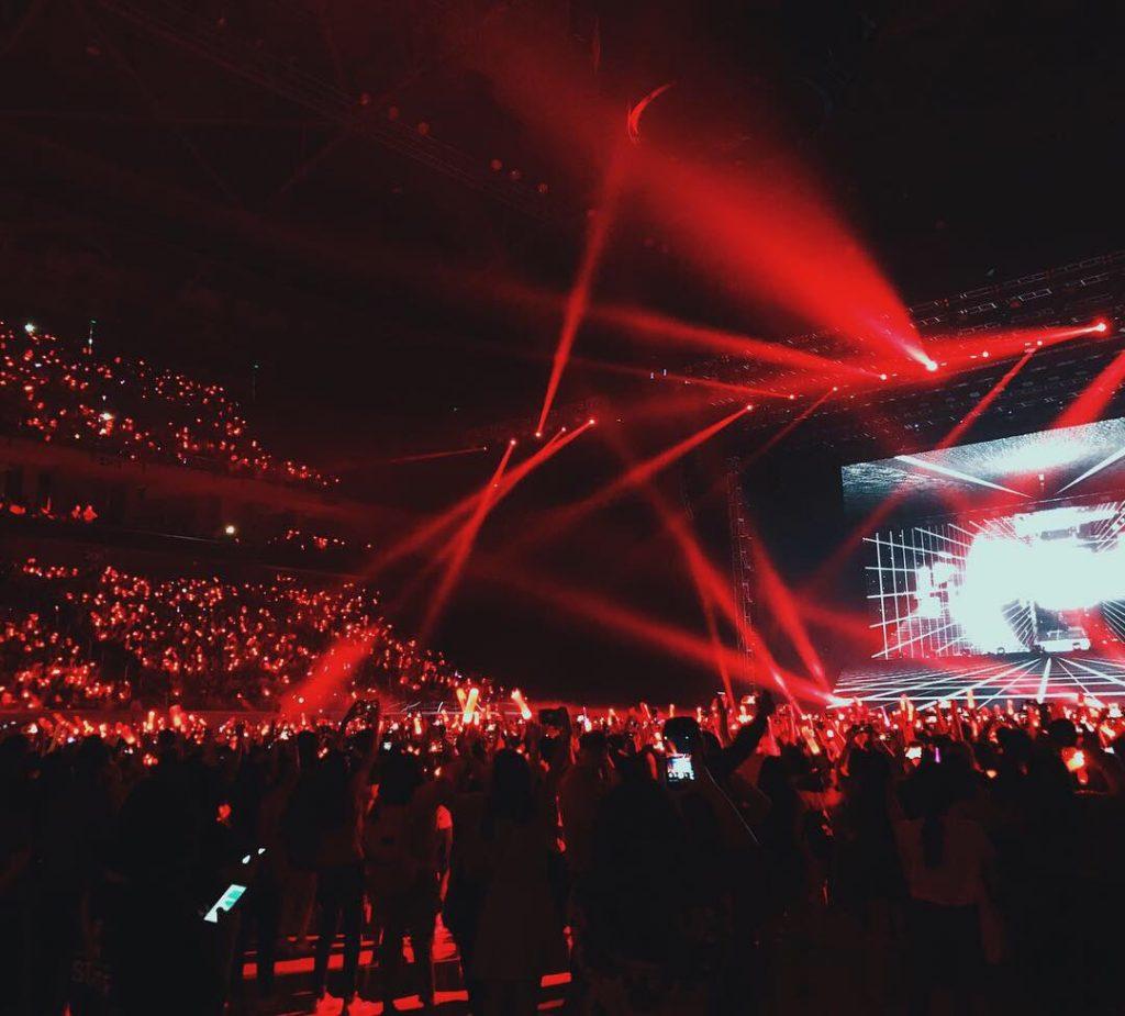 iKON 2018 CONTINUE Tour