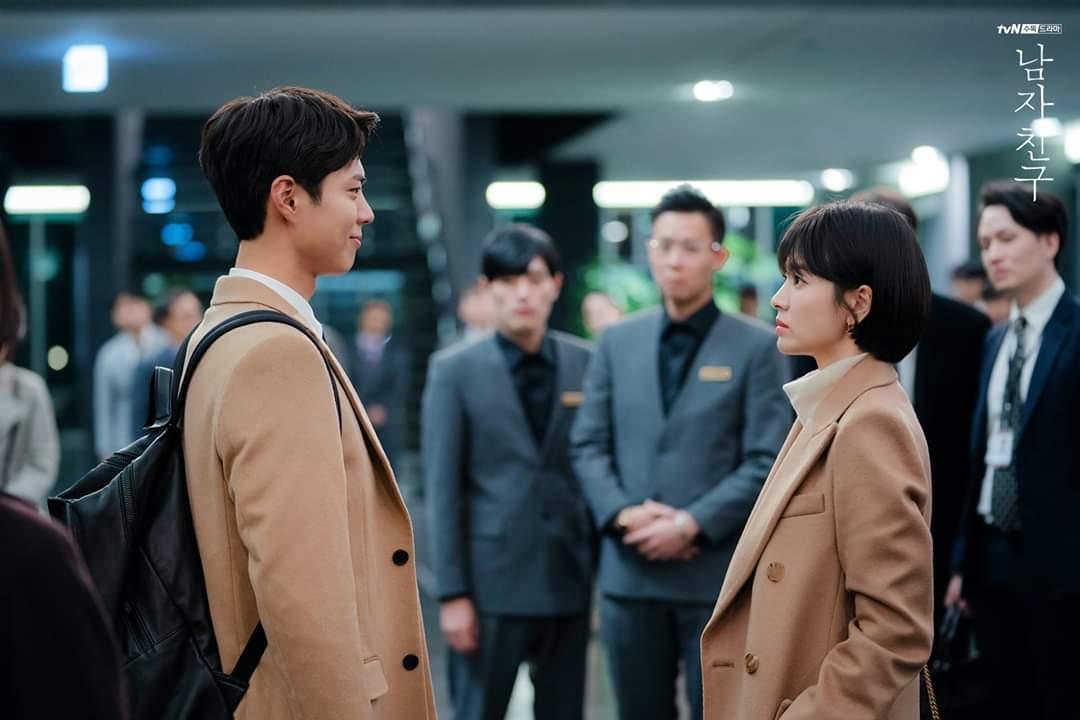 2019 Korean Dramas Encounter
