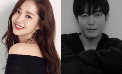 Park Min Young & Kim Jae Wook