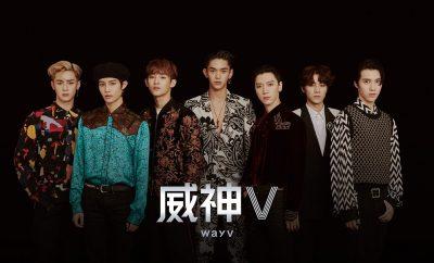 Nct china wayv