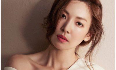 Kim So Hyeon High Cut Korea