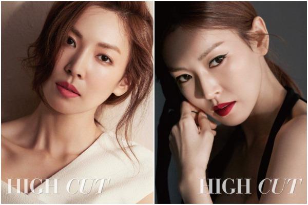 Kim So Hyeon High Cut Korea1