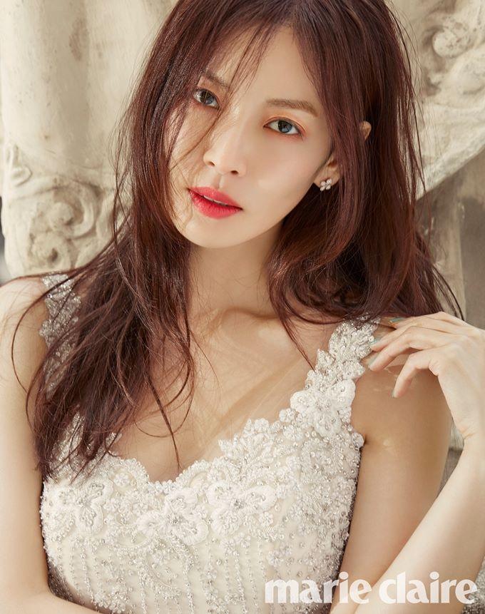 Kim So Yeon Marie Claire
