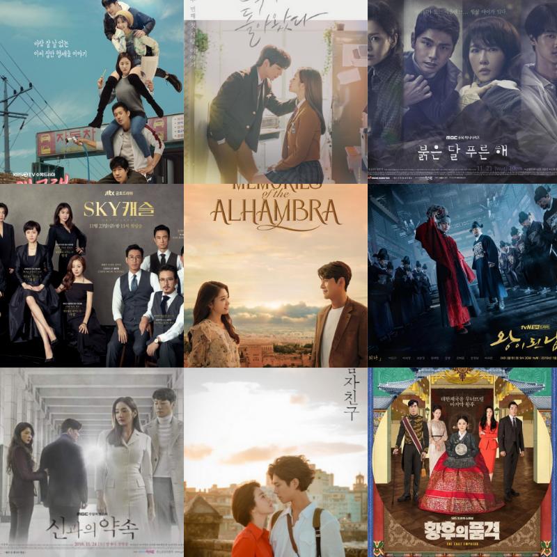 2019 Korean Dramas