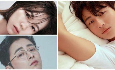 Yoon Shi Yoon, Jo Jung Suk, Han Ye Ri