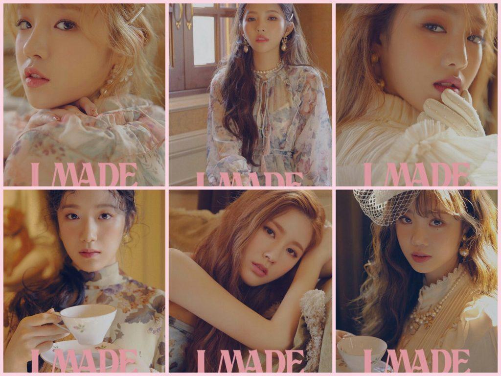 (G)I-DLE Teaser Image