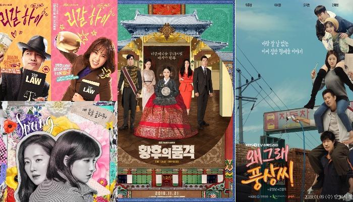 2019 Korean Dramas.