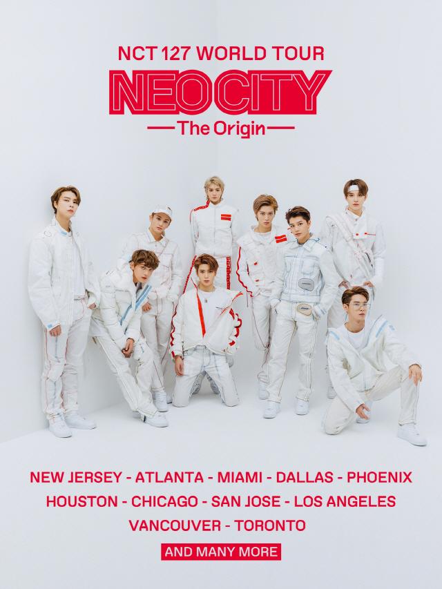 Tour Dates Poster