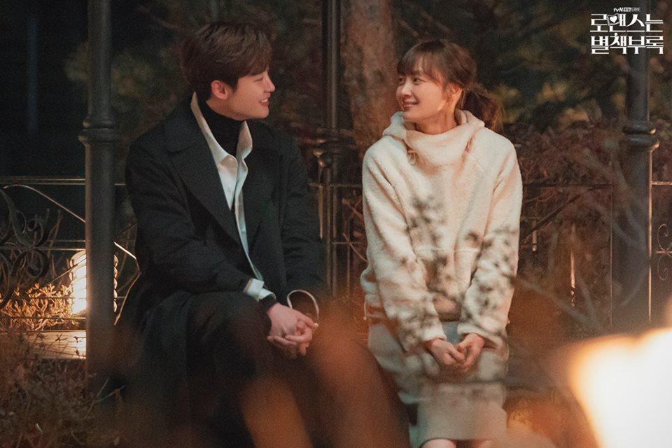Lee Na Young and Lee Jong Suk