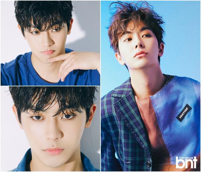 Ahn Woo Yeon BNT International