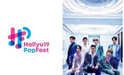 HallyuPopFest 2019_Super_Junior