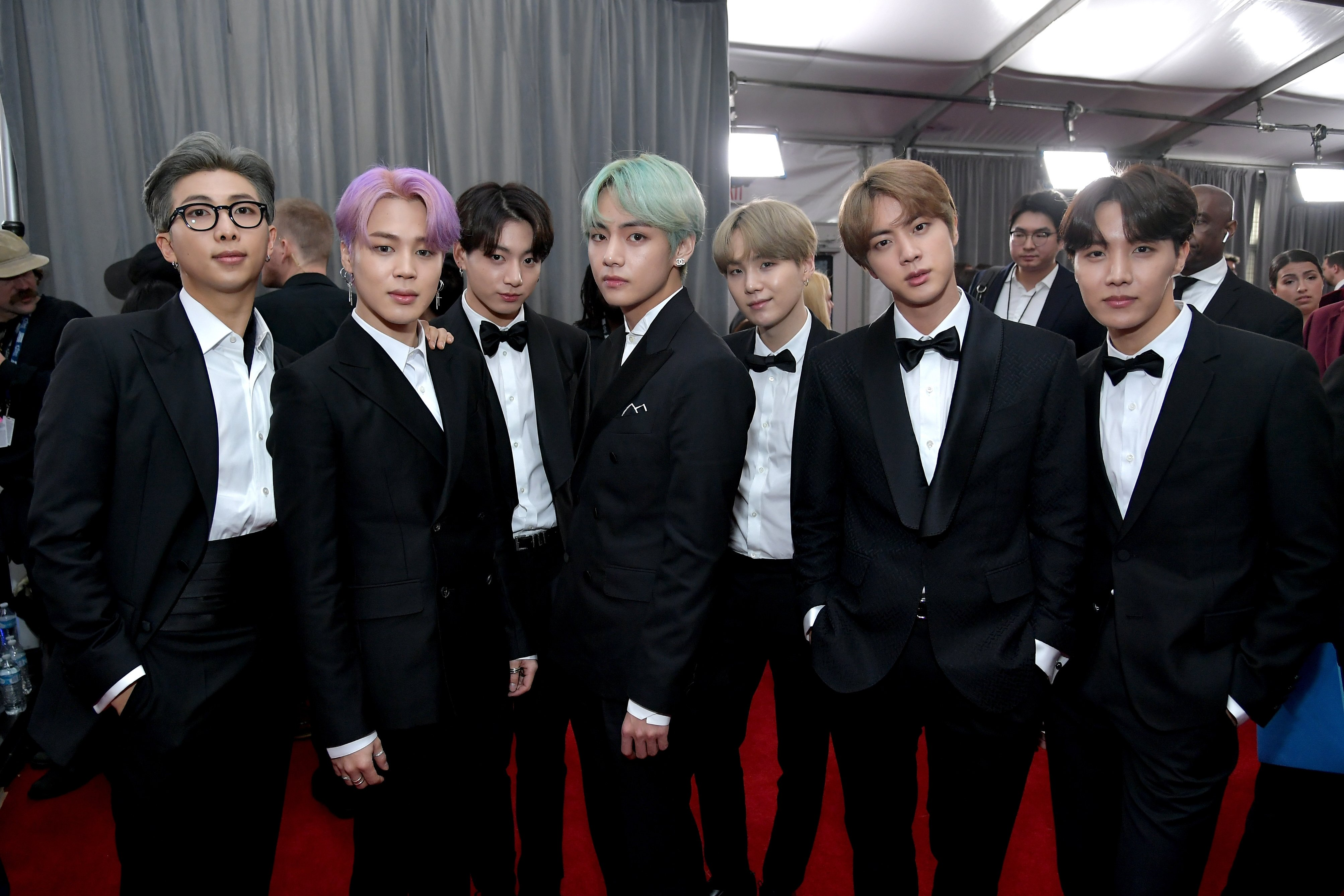 Bts To Deliver A History Making Performance At The 2021 Grammy Awards