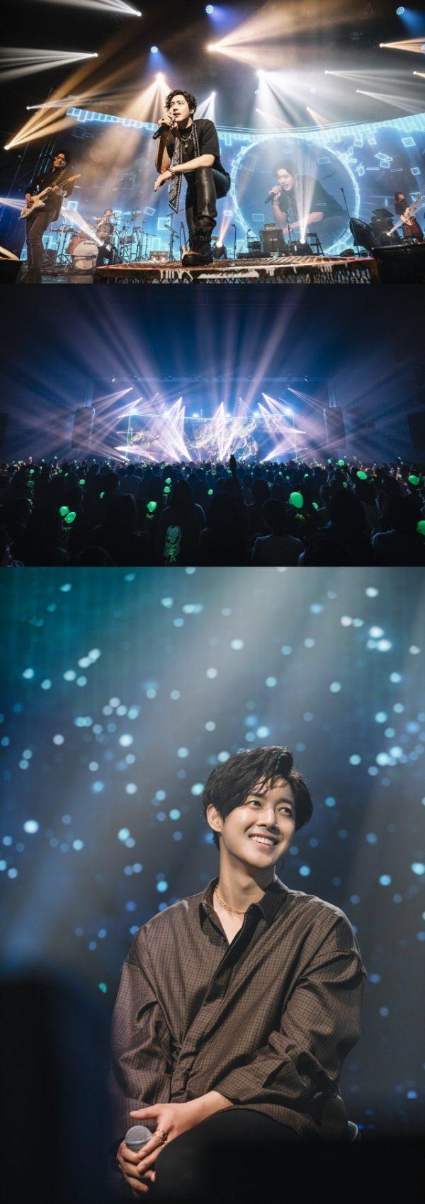Kim Hyun Joong Seoul Concert