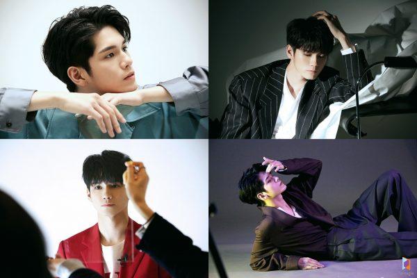 Ong Seong Wu ELLE BTS