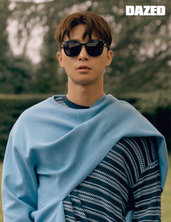 Park Seo Joon DAZED3