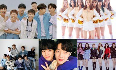 Cube entertainment artists