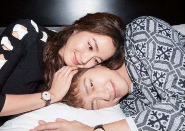 Image via Harper's Bazaar Korea