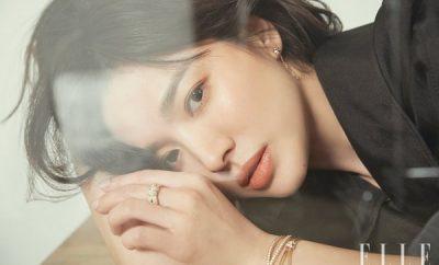 Song Hye Kyo *Image via ELLE*