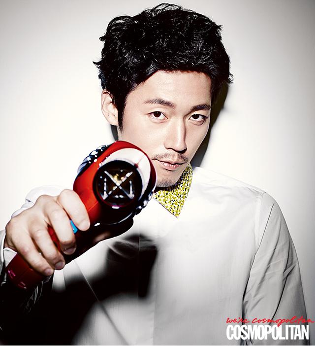 Jang Hyuk *Image via Cosmopolitan*