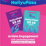 HallyuPopFest 2019 HallyuPass