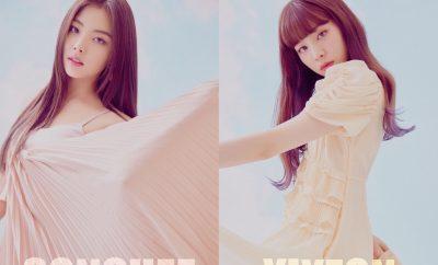 Songhee and Yiyeon