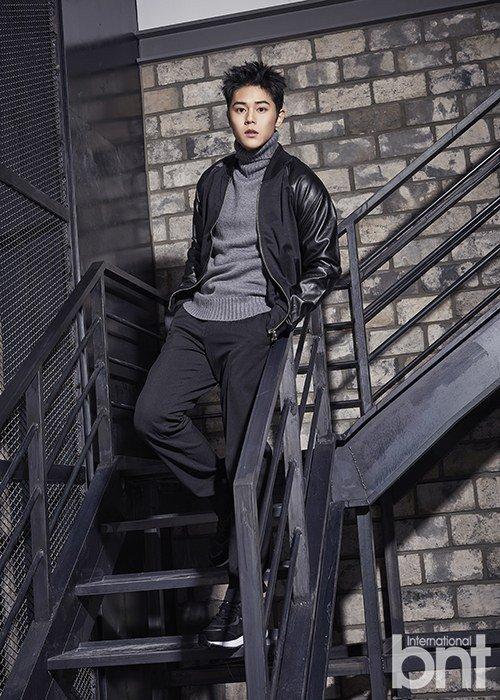 Kim Dong Joon Aide