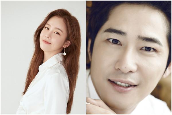 Kyung Soo Jin & Kang Ji Hwan