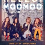 MAMAMOO in SIngapore