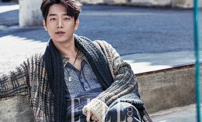 Seo Kang Joon | Elle