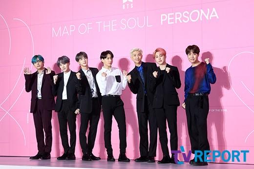 BTS Press Conference