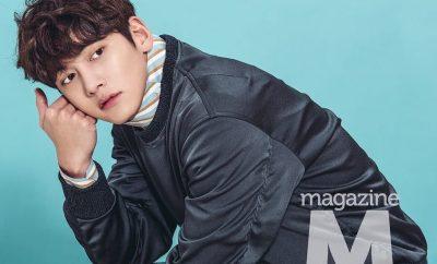 Ji Chang Wook Magazine M