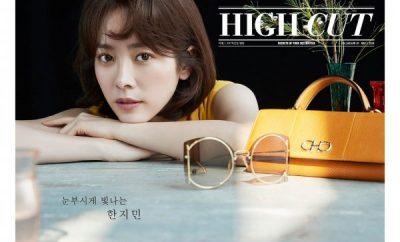 Han Ji Min for High Cut