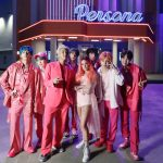 BTS with Halsey