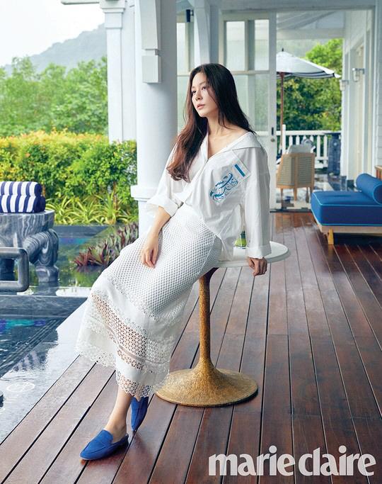 Kim Ha Neul   Marie Claire