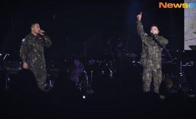 BIGBANG's Taeyang and Daesung